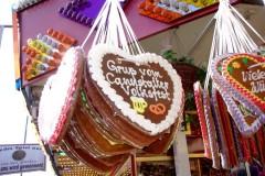 Cannstatter Volksfest - Cuore cioccolato