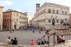 Eurochocolate Perugia - Piazza IV Novembre