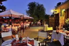 Le Jardin - Terrazza ristorante