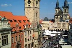 Praga - Centro della città