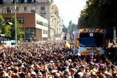 Street Parade - Zurigo strada