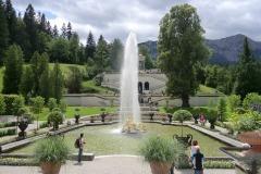 Linderhof Castello di Baviera