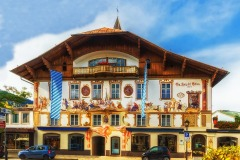 Oberammergau Baviera