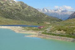 Trenino rosso del Bernina - Tratta Tirano St.Moritz