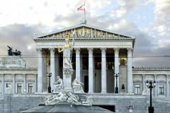 Vienna - Parlamento Austriaco