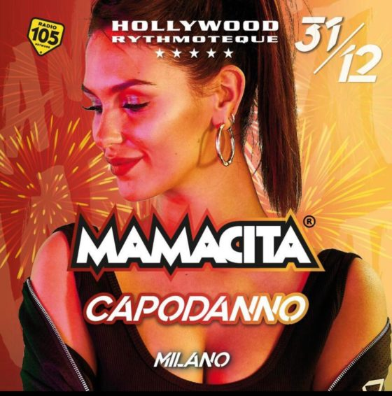 Hollywood Milano-Locandina Capodanno