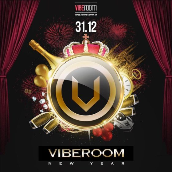 Vibe Room - Locandina Capodanno