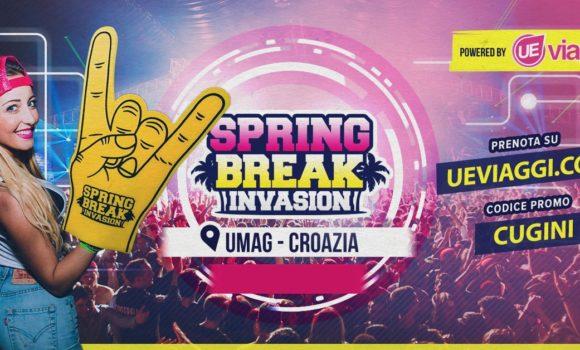 Spring break-locandina promo Cugini