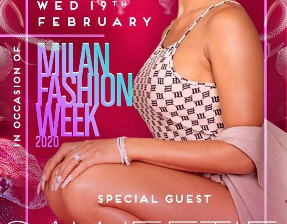 Special guest Saweetie - Mercoledi Just Cavalli copertina