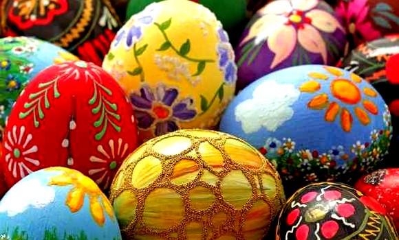 Pasqua - Uova decorate