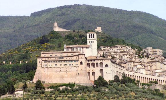Assisi - Sacro Convento