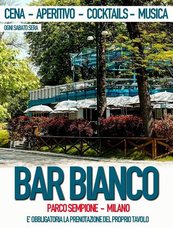 Bar Bianco Milano-sabato