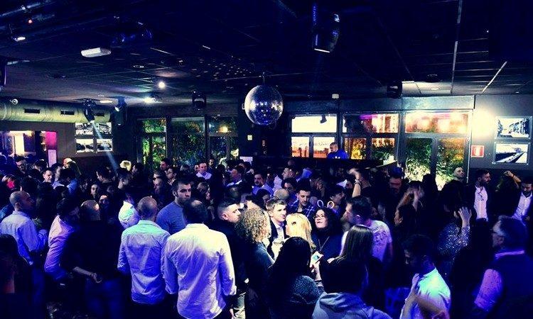 Bobino Club Milano - Vista pista
