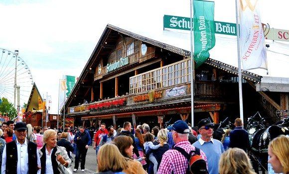 Cannstatter Volksfest - Stand