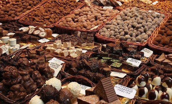 Eurochocolate Perugia - esposizione
