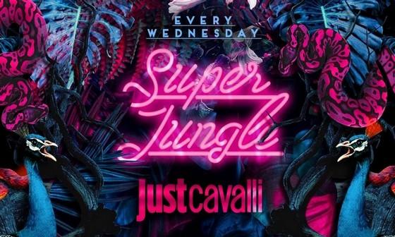 Just Cavalli Milano - Mercoledì evento