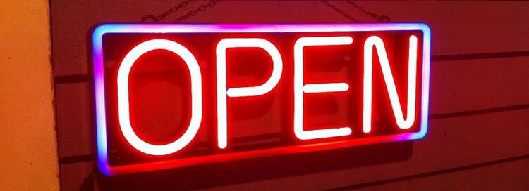 Locali aperti - Open