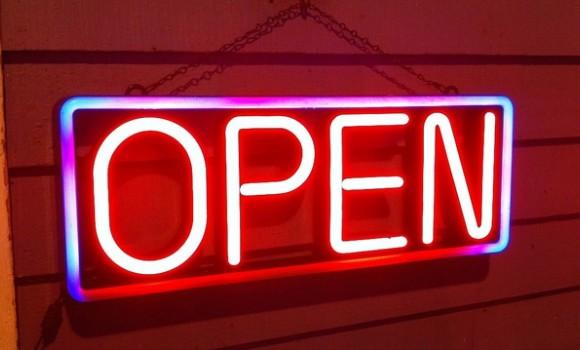 Promo open