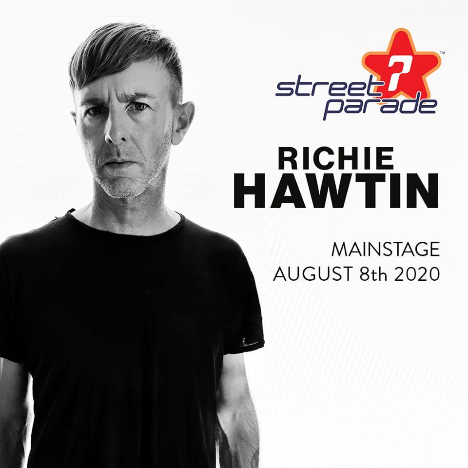 Street Parade Zurigo - Richie Hawtin