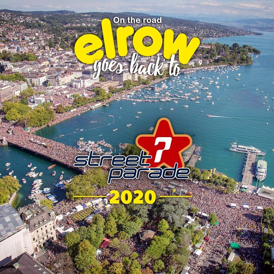 Street Parade Zurigo - Elrow goes back