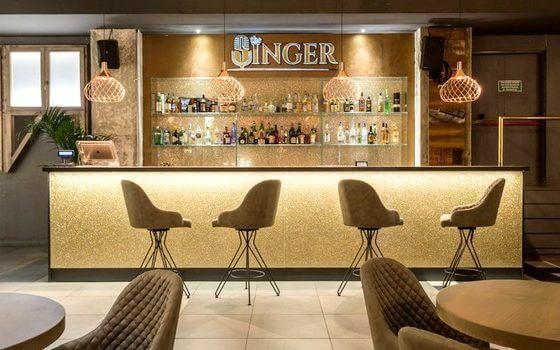 The Singer Music Restaurant - Lounge Bar