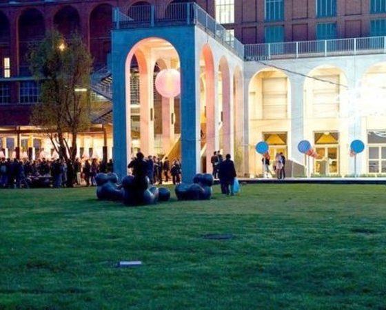 Triennale Milano - Giardino